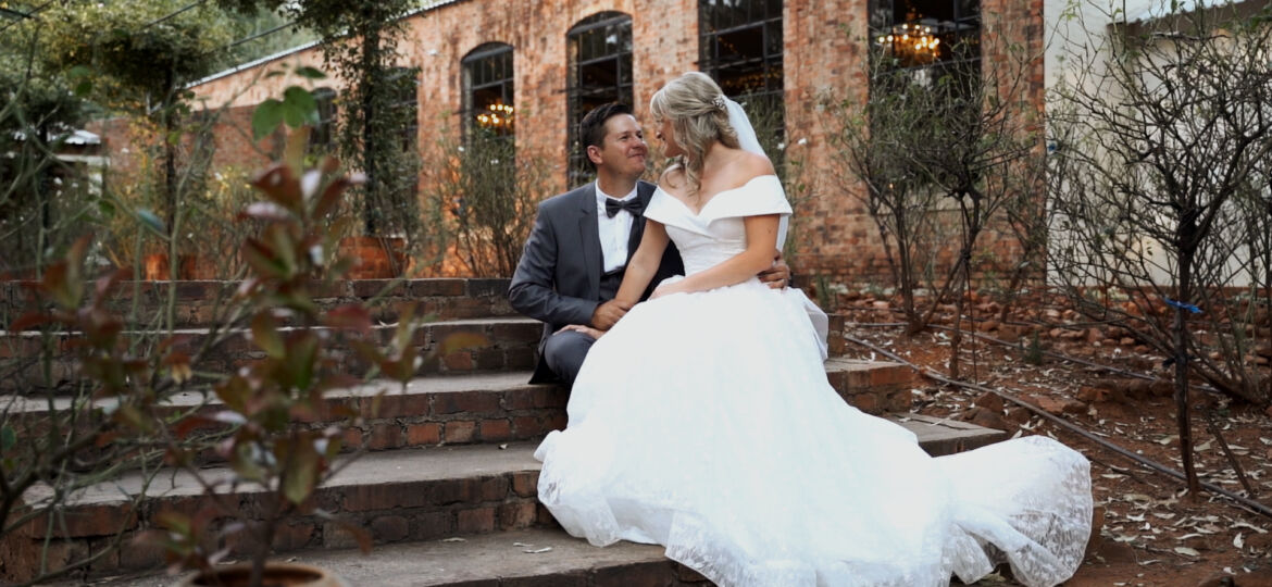 Lace on Timber Wedding Video PC