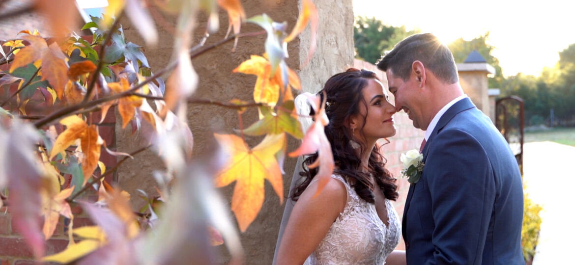 Rolling Waters Wedding Videographer